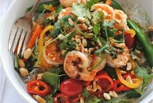 Salad Ideas for Dinner / Salad ideas, ideas for salad, salad ideas and recipes, yummy salads, fruit salad ideas, salad recipe ideas, Salad Ideas for Dinner, salad dinner ideas, dinner salad ideas, salad bar ideas, yummy salads and recipes #salads