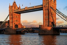 Tower of London and Tower Bridge / things to do and see in and around London.  www.goldentours,com