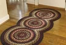 Primitive & Country Inspired Rugs