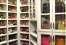 Closet Ideas / by Evelyn Flores
