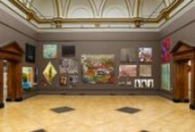 The World of Art! / Museums, Exhibitions and Art Galleries.  Royal Academy of Art, National Gallery, etc. http://www.goldentours.com/London_Attractions