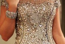 Evening Gowns / Carefully curated collection of chic evening gowns.