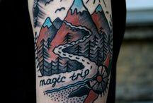 Tattoos! / by Autumn Urban