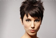 short haircuts / by Janell Even
