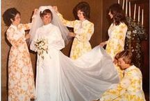 Tribesmaids / Dress inspiration for my merry band of bridesmaids