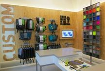 Timbuk2 office design inspiration / Advanced Interior Design Studio - final project/client / by Tiffany Blaylock