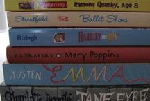 Books I want to read / by Kimberly Haggen
