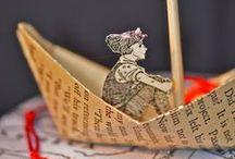 Paper Cut_Silhouettes / by Feliz Para Siempre