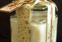 Makin' Candles / DIY candles