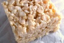 Krispie and Cereal Treats