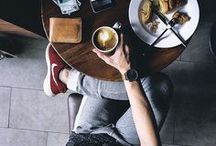"""""""coffee is a language in itself."""""""