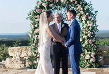Wedding Floral Love