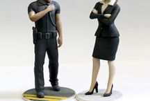 3D Figurines Professions / Get started making 3D figurines with 3 simple steps.