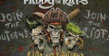 Paddy and the Rats / Hungarian band