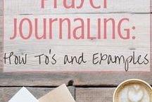 Prayer Journaling Ideas