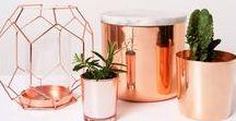 Copper & Rose Gold