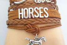 Horsey Things I want / All the incredibly horsey items I want