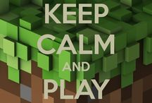 Minecraft / Here you can find posters and ideas for Minecraft
