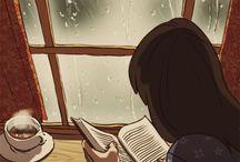 books ❤️ / Cute arts of books