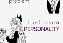 Quotes ♡ / Anime,Geek and things that are true in Life quotes