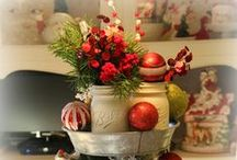 Merry Christmas / Gifts, Decorations,Food / by Marjorie Lermond
