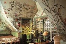 Historic House Inspiration / Design inspiration lurks within historic houses