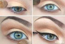 Makeup / by Erica Farrell