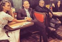 Celebrities who have dined / Check out all the celebrities who love Waffle House!