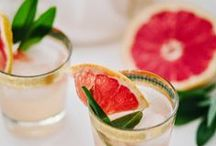 Cocktails, Mocktails & Fresh Waters / eat your drink! herbs, fruits and vegetables all infuse wonderful flavor into fresh drinks, cocktails, aguas frescas, punches, lemonades and more. refresh yourself during the summer or anytime you need a little fun!  / by Melissa's Produce