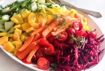 Salads / Fast, easy and fresh!  / by Melissa's Produce