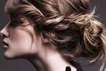 hair / by Angela (Jinselli) Glaubitz