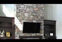 Kodiak Mountain Stone | Misc. Info. / Kodiak Mountain Stone - General Information Board  #fireplace #howto #DIY