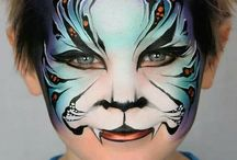 Face painting fun! / by Kesha Beckley