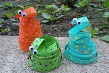 Kid-friendly crafts