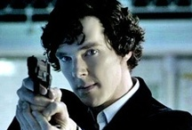 SHERlocked / Let's face it, I'm totally in love with Benedict Cumberbatch (and about 50 other men, but let's not mention that) <3