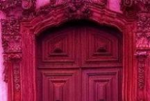 Doors / by Prav Nathaniel