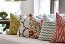 Furniture, Pillows, Rugs, Etc.