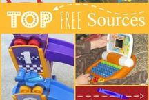 Learning at home / Resources for parents, homeschoolers, teachers and anyone else interested in education.