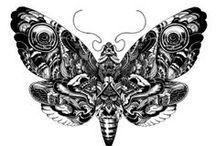 Designs: Art ~ Graphic, Botanicals, Floral, Doodles, Vintage and Modern
