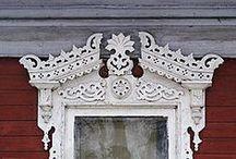Building Bones: Architectural Elements & Exteriors / Architecture