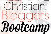 Blogging / Practical help and encouragement for bloggers, especially Christian bloggers, blogging moms, etc. Find best blogging tips, blogging encouragement, and so forth.