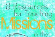 Missions / All about global missions. Until the Whole World Hears.
