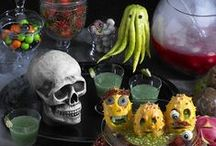 "Freaky Fruits / Make your Halloween hauntingly delicious and add a little variety to your party spread with Melissa's Freaky Fruits™. This delicious assortment of exotic and tropical fruits will make everyone ""ooh"" and ""aah,"" and they have the added bonus of being totally delicious. #freakyfruits / by Melissa's Produce"
