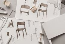 Sketches - archi+design / Made with Paper for iPad / by LAUsNOTEbook