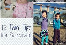 Talk about Twins! / Encouragement and help for parents of twins. Twice blessed.