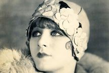 Vintage images / Always drawn to the fashion and style of eras gone by. A great inspiration for me.