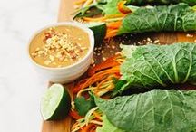 Everyday Asian / From Napa cabbage cole slaw to kimchi-topped burgers and dogs to easy noodle soups, fresh spring rolls and simple sides of gai lan, bok choy, and more, it's easy to enjoy cooking with Asian vegetables all year long!    Chinese new year and all year long! / by Melissa's Produce