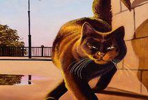 Cats / by Regina Wegman