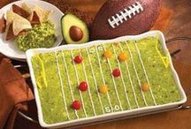 Football Game Day Recipes