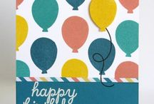 Kaartjes: Ballonnen